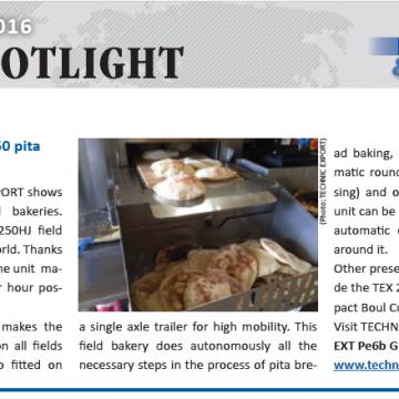 ESD Spotlight – issue 33 / 2016 – Eurosatory