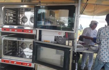 """alerte-info.net – """"Salon international de la sécurité à Abidjan: plus de 2.000 pains produits en trois jours par une boulangerie mobile"""" – Janv 2017"""