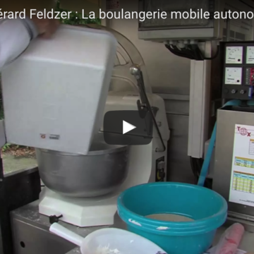 Chronicle of Gerald FELTZER : Autonomous Mobile Bakery.